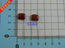 50pcs CBB capacitors  630V 1NF 1000PF 10MM#SD514-2