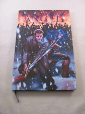Angel After the Fall Volume 3 By Joss Whedon IDW 2009 Brian Lynch Hardcover HC