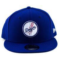 LA Dodgers Circle City Hat New Era Cap MLB 9Fifty Flat Brim Snapback Hats