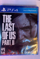 The Last of Us Part II, BRAND NEW. SEALED.