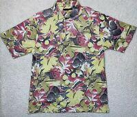 Greg Norman Play Dry Mens SS Pullover Golf Polo Shirt Size Medium Spring Colors