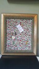 New Vintage Style Memo/Shopping List Wall Board