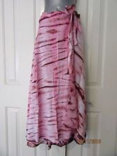 Regular Long Wrap, Sarong Skirts for Women