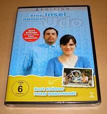 DVD Eine Insel namens Udo - Kurt Krömer - Fritzi Haberlandt - XEdition - Neu OVP