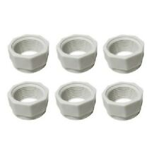 6 Pack Feed Hose Nut Replacement For Polaris Cleaners 180 280 380 480 D15 D-15