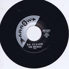 THE RECALLS - NO REASON / THE LONELY WAIT (Killer ROCKABILLY JIVER) Listen!