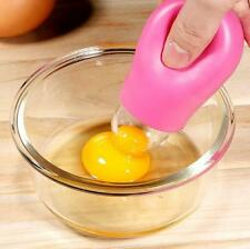 egg separator Egg yolk gel Dividers suction Egg Yolk Out Separators cooking tool