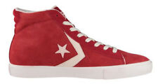 CONVERSE MENS TRAINERS PRO LEATHER VULC MID RED, TRAINERS, SHOES, UK 7 - 10