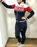 "Bosco Sport RUSSIAN OLYMPIC TEAM Damen Trainingsanzug Collection ""SOCHI"" RUSSIA"