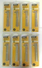 "NEW NIP 8 PC WHOLESALE LOT JOHNSON 4"" BRASS POCKET CALIPER 1848-0000"