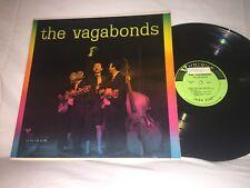 THE VAGABONDS - VINTAGE 1950s UNIQUE RECORDS COMEDY LP - LP-112