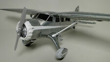Aircraft Airplane Military Model 1 Diecast Armor WW2 Vintage 48 Carousel Silver