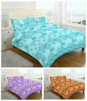 Luxury Paisley Pattern Duvet Cover Set Bedding Set Quilt Cover with Pillowcases