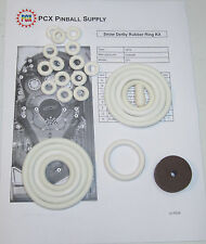 1970 Gottlieb Snow Derby Pinball Machine Rubber Ring Kit