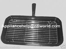 CREDA CAVALIER Cooker Oven GRILL PAN COMPLETE 415x245mm