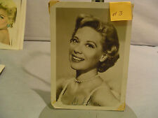 Dinah Shore, Major Star, Autographed Photo, Vintage, #3,Signer,Movies, TV Show