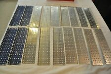 "AC GILBERT ERECTOR 12"" Aluminum Base Plates"
