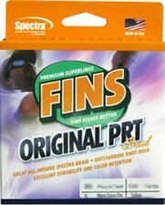 FINS PRT USA Spectra Braid Fishing Line 30lb 150 yd Slate GREEN 30-150SG