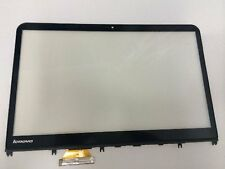 Touch Screen Glass Digitizer for Lenovo ThinkPad S3-S431 S3-S440 W/ Bezel New