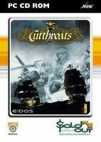 Cutthroats PC CD ROM GAMES