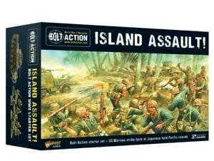 """Warlord Games Bolt Action """"Island Assault"""" IN STOCK!!!!"""