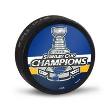 St Louis Blues Wincraft NHL Stanley Cup Champions PUCK FREE SHIP!!