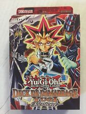 French Yugioh Yugi Reloaded Theme Deck For Card Game Ccg Tcg