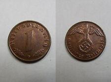 3. Reich , 1 Reichspfennig 1937 G  ST , Jäger 361 , # 79