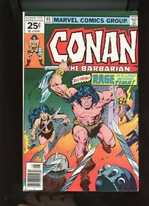 "1976 Marvel, "" Conan The Barbarian "" # 65, NM, BX72"