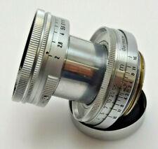 Leitz Leica Summitar 5cm f2 849885 LTM M39 lg023
