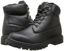 Deer Stags Men's Pat Combat Boot, Black Size 10 M US (Free Shipping)
