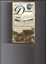FIELD OF DREAMS LEGACY OF BEAVER STADIUM PENN STATE NITTANY LIONS VHS  MINT!