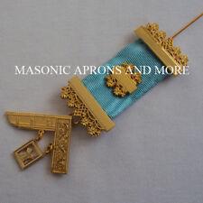 Masonic Regalia-Craft Lodge Past Masters Breast Jewel