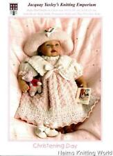 Girls Dolls Accessories Baby Crocheting & Knitting Patterns