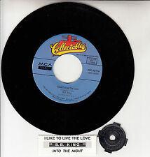 """B. B. KING  I Like To Live The Love & Into The Night 7"""" 45 rpm vinyl record NEW"""