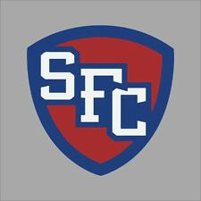 St. Francis NY Terriers #4 NCAA College Vinyl Decal Sticker Car Window Wall