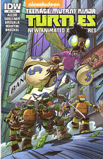 TEENAGE MUTANT NINJA TURTLES New Animated Adventures #21 New Bagged