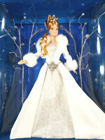 2003 Barbie WINTER FANTASY HOLIDAY VISIONS  1st in a Series #B2519 NRFB
