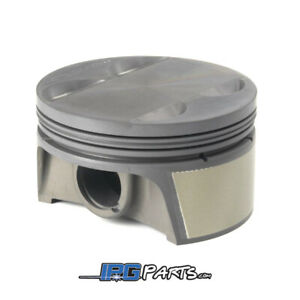 Mahle Gold Series Pistons Fits Honda Prelude H22 Engines 87mm Bore 10.0:1 Comp