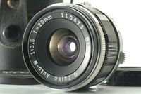【Exc+3】 Olympus G Zuiko Auto-W 20mm f/3.5 MF Lens For Pen F FT FV from Japan