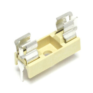 Fuse Holder PCB  Mounting 20mm Fuse Size  250v Pack of 4