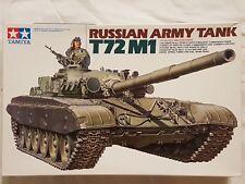 Tamiya 35160 Russian Army Tank T-72 M1 1:35 Neu und eingetütet