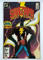 SHAZAM #1 (1987) DC THE NEW BEGINNING CAPTAIN MARVEL ROY THOMAS BRONZE AGE