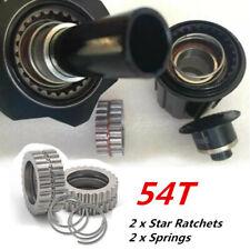 DT Swiss 54T Star Ratchet Kit 2 Star Ratchets & 2 Springs X1600 X1700 1501 UK