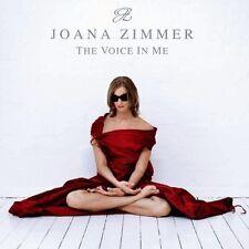 CD Album Joana Zimmer The Voice In Me (In Between, History) 2006 Polydor