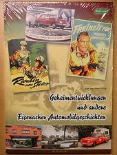 Geheimentwicklungen und andere Eisenacher Automobilgeschichten von Horst Ihling (2016, Gebundene Ausgabe)