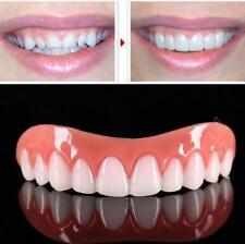 2017 Perfect Instant Smile Comfort Fit Flex Teeth Top Cosmetic Veneer One Size