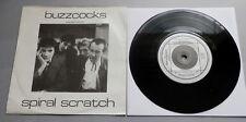 "Buzzcocks-SPIRAL Scratch UK 1979 NUOVO ormoni 7"" EP P/S"
