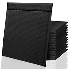 25pcs Bubble Mailers 85x12 Inself Seal Padded Envelopes With Bubble Lined Wrap