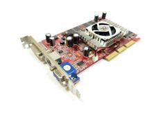 Xpert Vision XNA-55000+TD21-FM8336 FX5500 256MB tarjeta gráfica de AGP